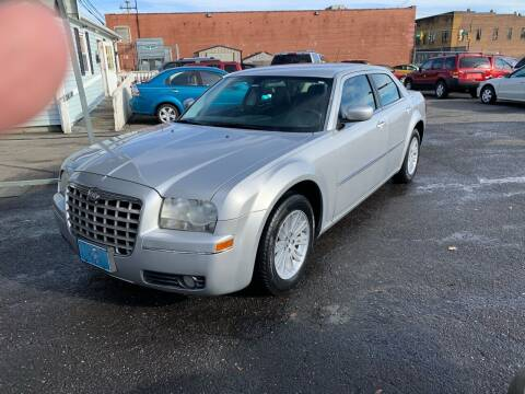 2008 Chrysler 300 for sale at LINDER'S AUTO SALES in Gastonia NC