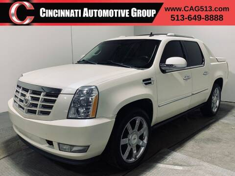 2011 Cadillac Escalade EXT for sale at Cincinnati Automotive Group in Lebanon OH