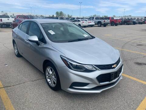 2017 Chevrolet Cruze for sale at Revolution Motors LLC in Wentzville MO