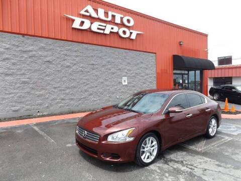 2011 Nissan Maxima for sale at Auto Depot - Madison in Madison TN