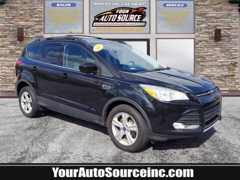 2013 Ford Escape for sale at Your Auto Source in York PA
