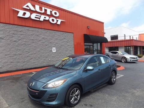 2011 Mazda MAZDA3 for sale at Auto Depot of Madison in Madison TN