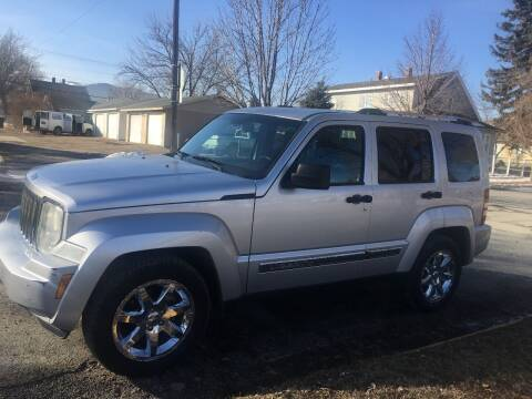 2009 Jeep Liberty for sale at Kevs Auto Sales in Helena MT
