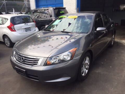 2010 Honda Accord for sale at DEALS ON WHEELS in Newark NJ