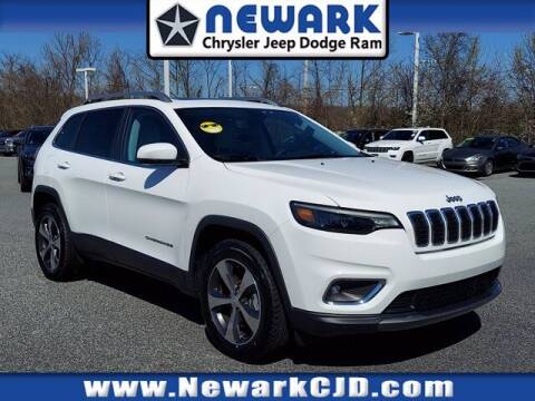 2019 Jeep Cherokee for sale at NEWARK CHRYSLER JEEP DODGE in Newark DE