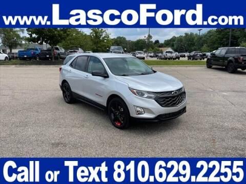 2020 Chevrolet Equinox for sale at LASCO FORD in Fenton MI