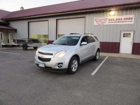 2013 Chevrolet Equinox for sale at Stoufers Auto Sales, Inc in Madison Lake MN
