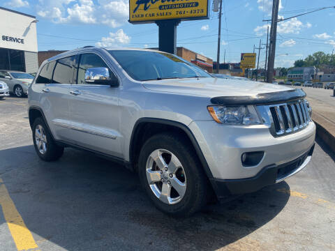 2012 Jeep Grand Cherokee for sale at Abrams Automotive Inc in Cincinnati OH