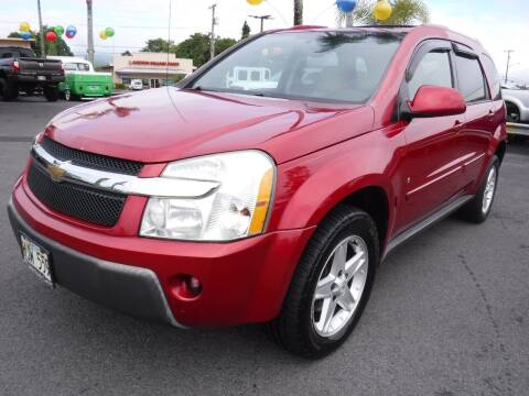 2006 Chevrolet Equinox for sale at PONO'S USED CARS in Hilo HI
