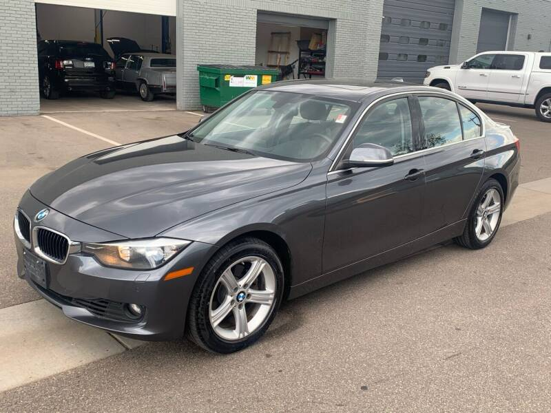 2015 BMW 3 Series for sale at The Car Buying Center in St Louis Park MN