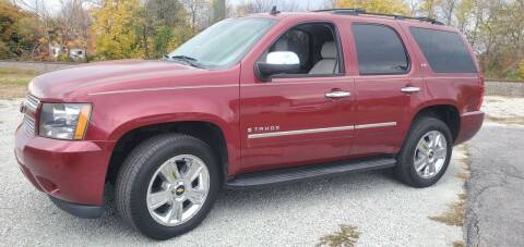 2009 Chevrolet Tahoe for sale at Sinclair Auto Inc. in Pendleton IN
