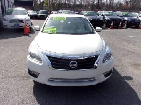 2014 Nissan Altima for sale at Balic Autos Inc in Lanham MD