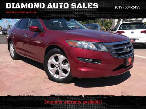 2010 Honda Accord Crosstour for sale at DIAMOND AUTO SALES in El Cajon CA