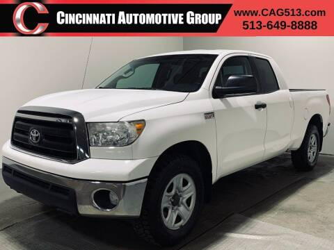 2011 Toyota Tundra for sale at Cincinnati Automotive Group in Lebanon OH