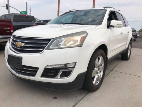 2014 Chevrolet Traverse for sale at Town and Country Motors in Mesa AZ