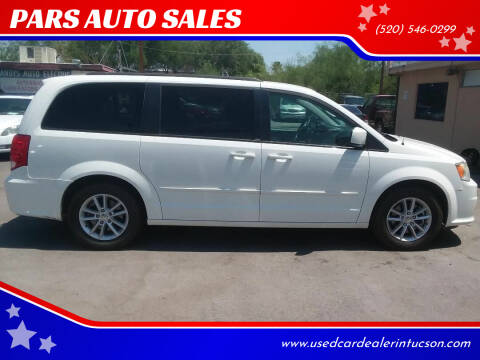 2013 Dodge Grand Caravan for sale at PARS AUTO SALES in Tucson AZ