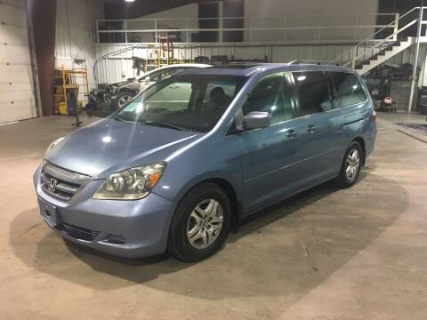2006 Honda Odyssey for sale at More 4 Less Auto in Sioux Falls SD