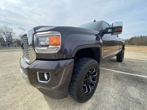 2015 GMC Sierra 2500HD for sale at Priority One Auto Sales in Stokesdale NC