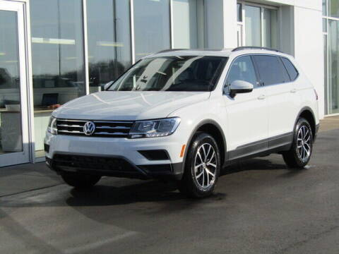 2021 Volkswagen Tiguan for sale at Brunswick Auto Mart in Brunswick OH