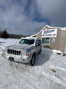 2009 Jeep Commander for sale at ROUTE 11 MOTOR SPORTS in Central Square NY