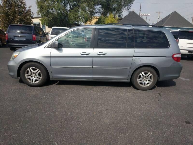 2006 Honda Odyssey for sale at Creekside Auto Sales in Pocatello ID