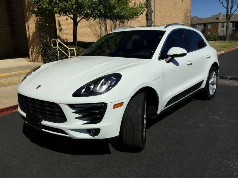 2016 Porsche Macan for sale at TEXAS MOTOR WORKS in Arlington TX