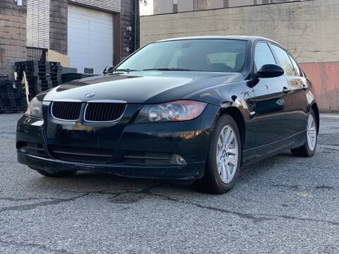 2007 BMW 3 Series for sale at Innovative Auto Group in Hasbrouck Heights NJ