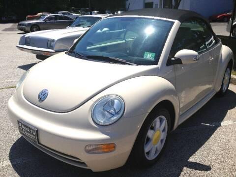 2005 Volkswagen Beetle for sale at Black Tie Classics in Stratford NJ