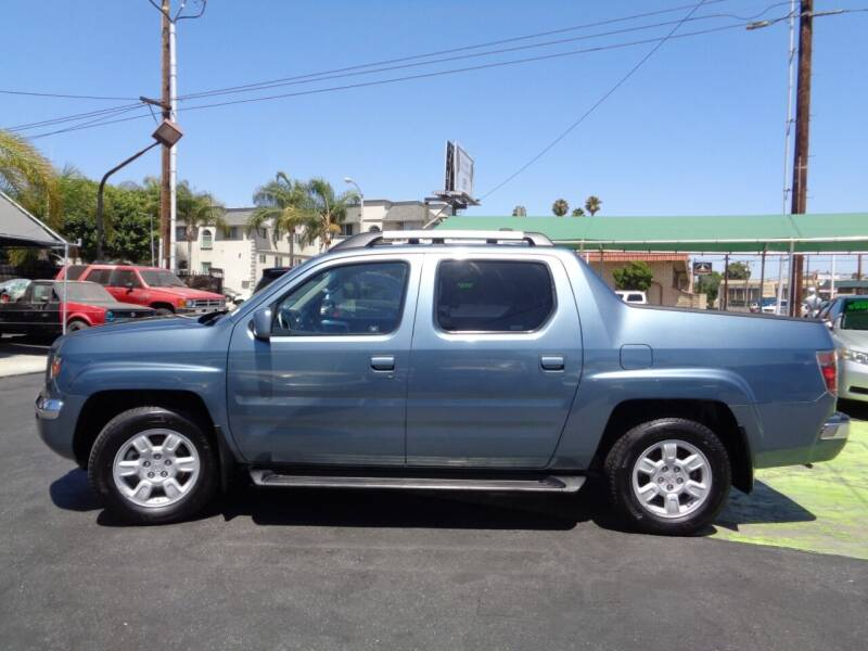2006 Honda Ridgeline for sale at Pauls Auto in Whittier CA