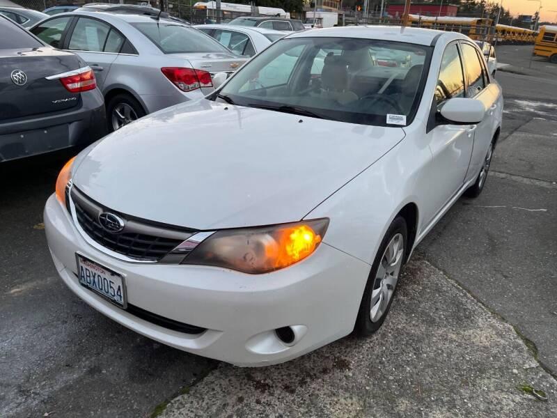 2009 Subaru Impreza for sale at SNS AUTO SALES in Seattle WA