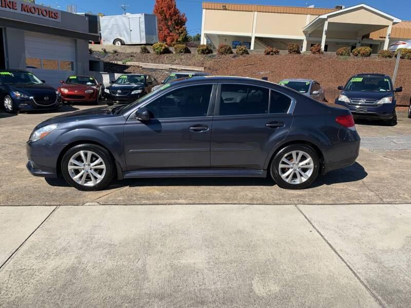 2013 Subaru Legacy for sale at State Line Motors in Bristol VA