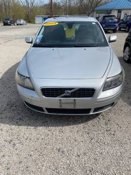 2005 Volvo S40 for sale at Wallers Auto Sales LLC in Dover OH