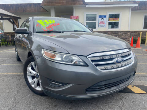 2011 Ford Taurus for sale at Hola Auto Sales Doraville in Doraville GA