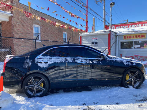 2013 Cadillac ATS for sale at RON'S AUTO SALES INC in Cicero IL