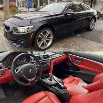 2018 BMW 4 Series for sale at Certified Luxury Motors in Great Neck NY