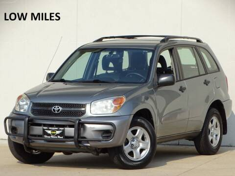 2004 Toyota RAV4 for sale at Chicago Motors Direct in Addison IL