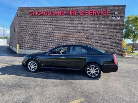 2007 Cadillac STS for sale at CLT Auto Sales  & Service Center in Addison IL