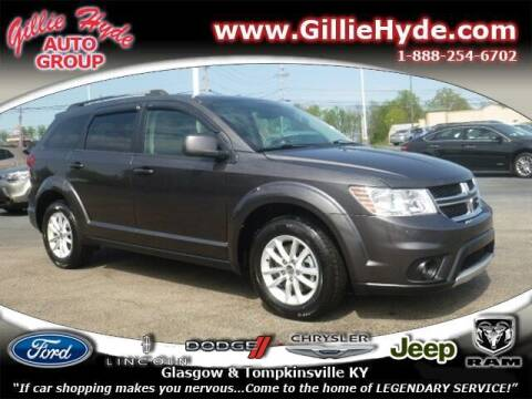 2016 Dodge Journey for sale at Gillie Hyde Auto Group in Glasgow KY