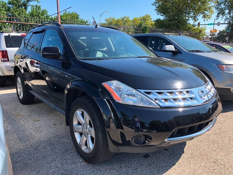 2007 Nissan Murano for sale at Z & A Auto Sales in Philadelphia PA