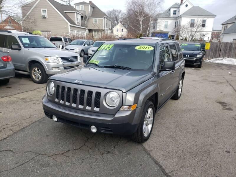 2012 Jeep Patriot for sale at TC Auto Repair and Sales Inc in Abington MA