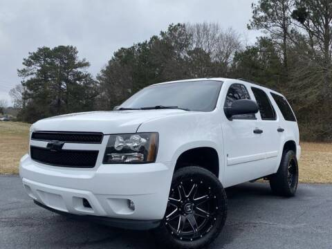 2008 Chevrolet Tahoe for sale at Global Pre-Owned in Fayetteville GA