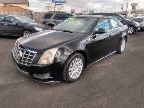 2012 Cadillac CTS for sale at Auto Pro Inc in Fort Wayne IN