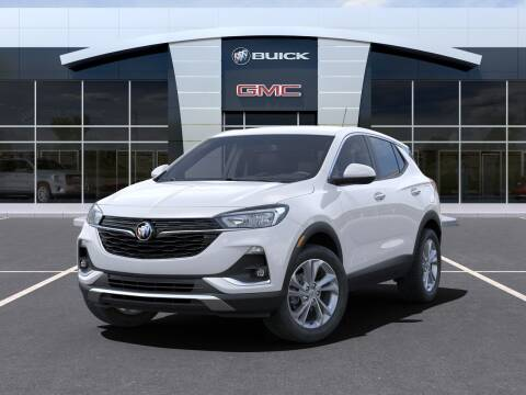 2021 Buick Encore GX for sale at COYLE GM - COYLE NISSAN - New Inventory in Clarksville IN