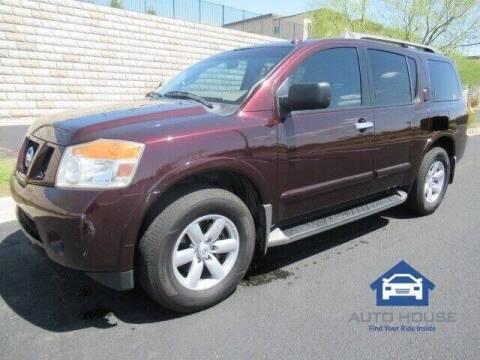 2014 Nissan Armada for sale at MyAutoJack.com @ Auto House in Tempe AZ