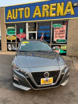 2020 Nissan Altima for sale at Auto Arena in Fairfield OH