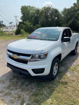 2016 Chevrolet Colorado for sale at Holders Auto Sales in Waco TX