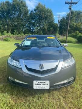 2011 Acura TL for sale at CAPITOL AUTO SALES LLC in Baton Rouge LA
