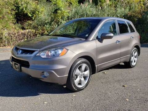 2007 Acura RDX for sale at Techno Motors in Danbury CT