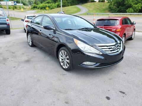 2011 Hyundai Sonata for sale at DISCOUNT AUTO SALES in Johnson City TN