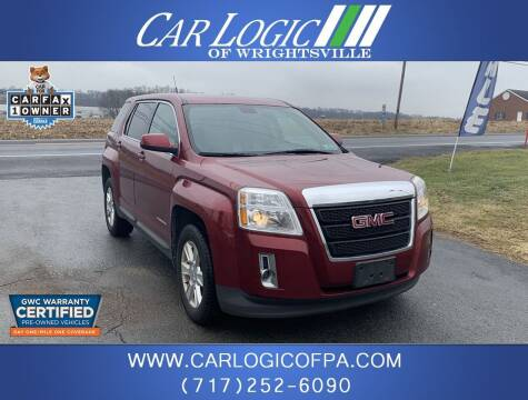 2010 GMC Terrain for sale at Car Logic in Wrightsville PA